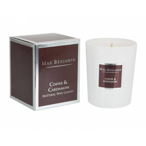 Max Benjamin Aromatinė žvakė Max Benjamin Coffee and Cardamon klasikinė kolekcija 30,00EUR