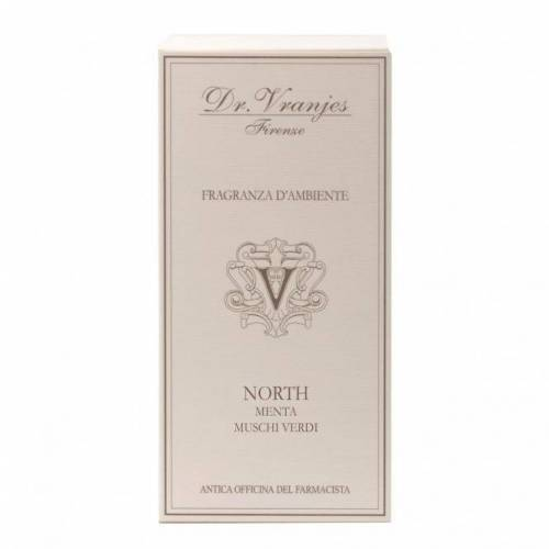 Dr. Vranjes Firenze Namų kvapas 250 ml North su lazdelėmis iš Dr. Vranjes Firenze kolekcijos 59,00EUR